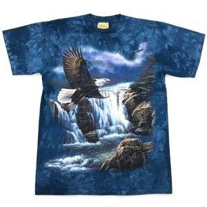 Vintage 2000 The Mountain Eagle Soaring T-Shirt